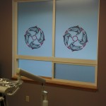 Nisqually Dental - Custtom Print allows for great detail and color brilliance