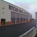 Ritche Brothers - West Facing Glass With Window Film