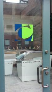Callahan Law - Entry Logo
